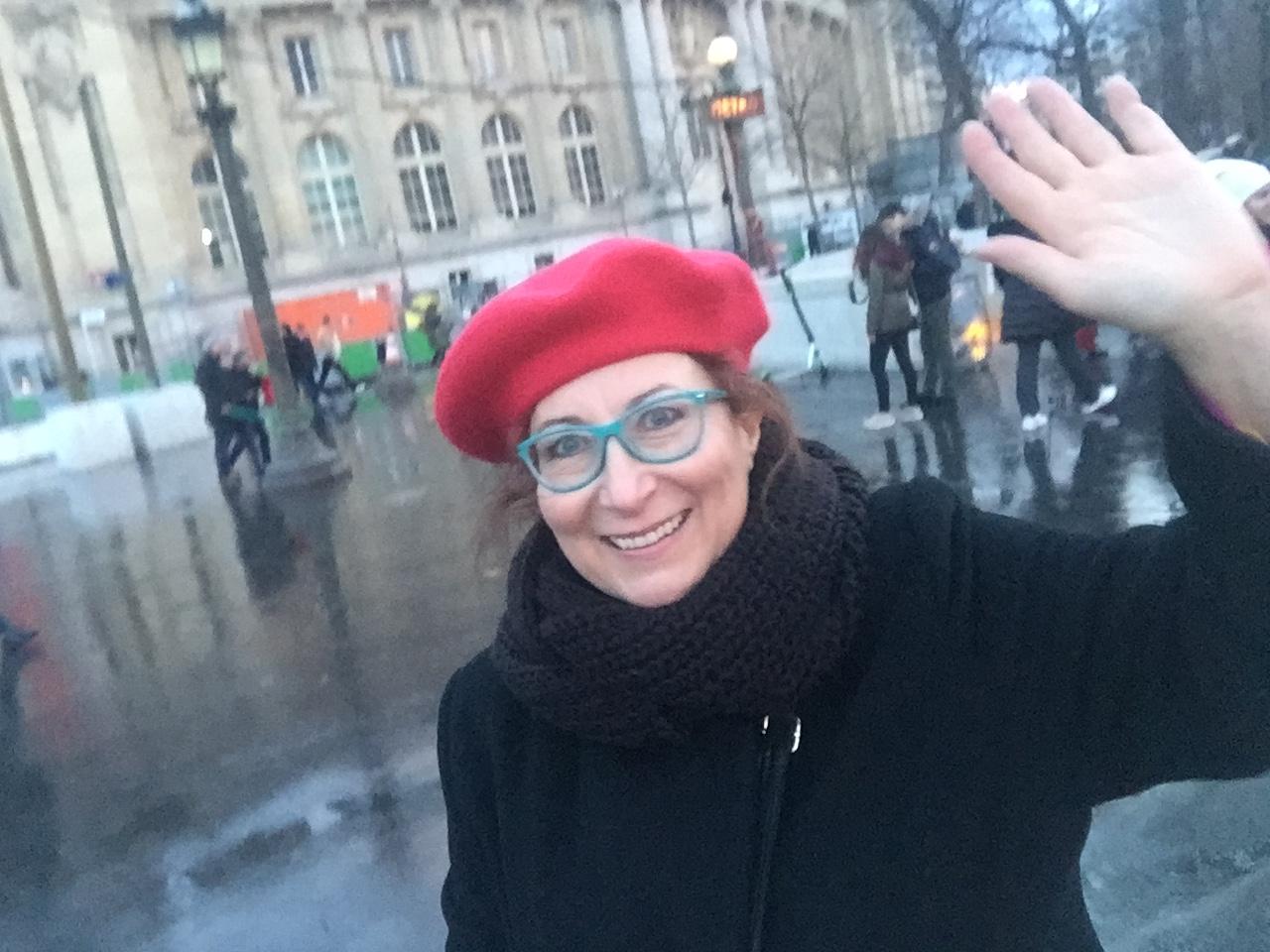 Selfcoaching v Paríži - Vitajte v mojom svete!