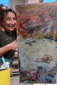 Bez mejkapu - letná pohoda s umením